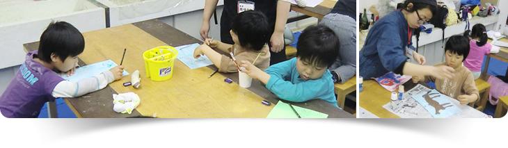 造形教室の風景04