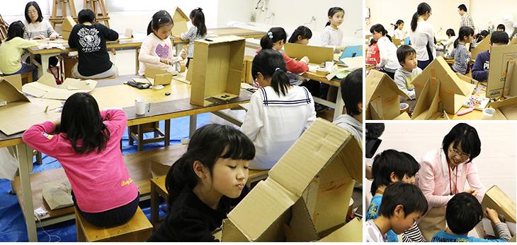 造形教室の風景03